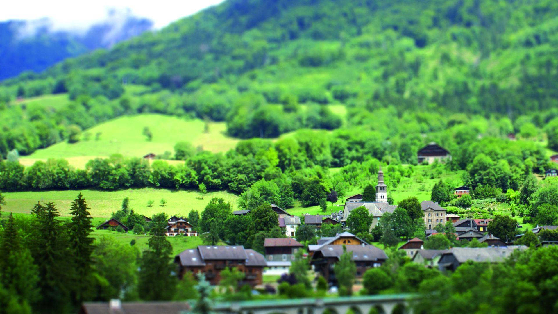 Village de Mieussy