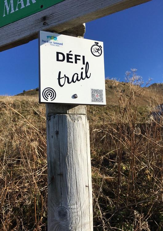 défi trail