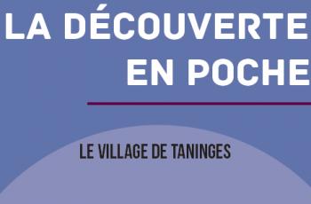 La découverte en poche - Le village de Taninges