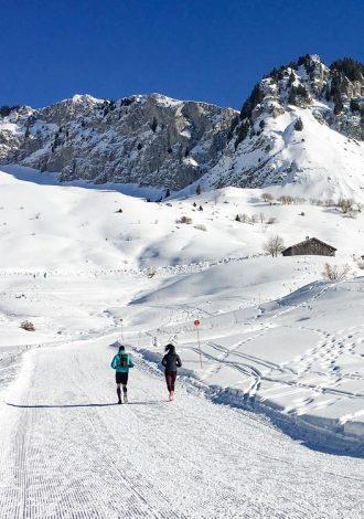 trail blanc petit
